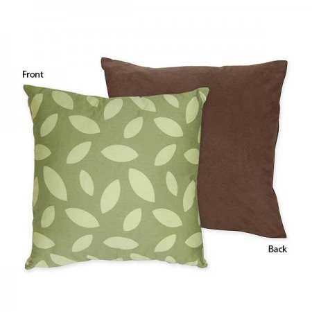 Jungle Time Accent Pillow