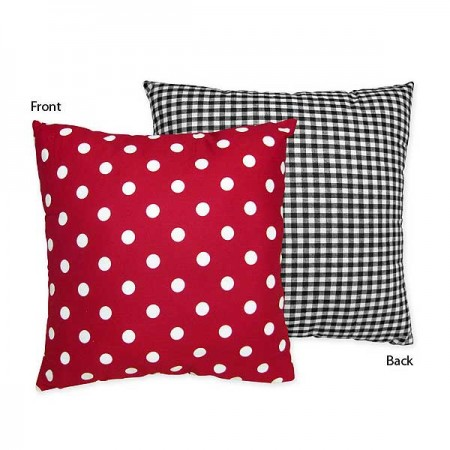 Little Ladybug Accent Pillow