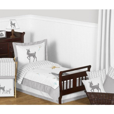 Deer Toddler Bedding Set By Sweet Jojo Designs