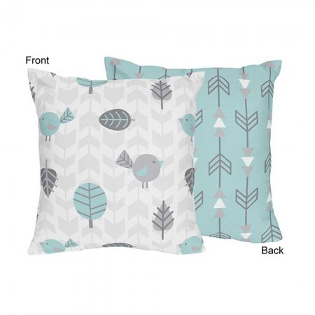 Earth and Sky Accent Pillow