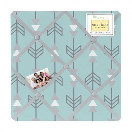 Earth and Sky Fabric Memo Board
