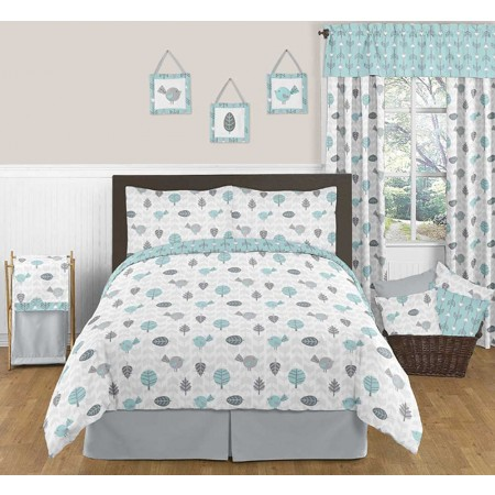 Earth and Sky Comforter Set - 3 Piece Full/Queen Size By Sweet Jojo Designs