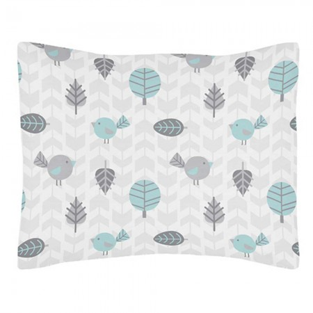 Earth and Sky Pillow Sham