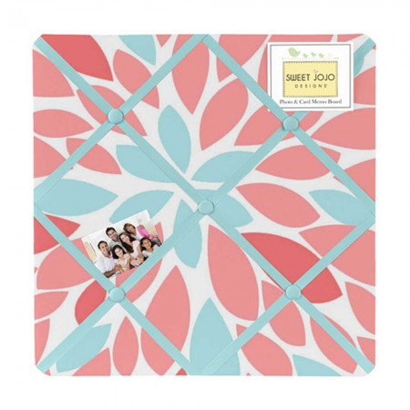 Emma Fabric Memo Board