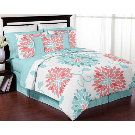 Emma Comforter Set - 3 Piece Full/Queen Size By Sweet Jojo Designs