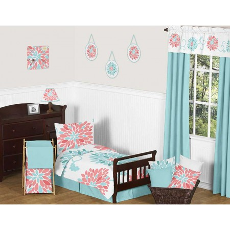 Emma Toddler Bedding Set By Sweet Jojo Designs