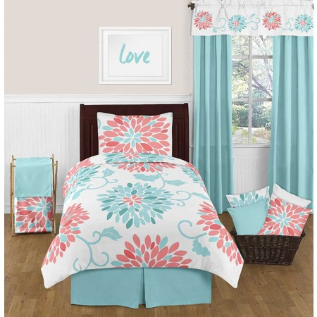 Emma Bedding Set - 4 Piece Twin Size By Sweet Jojo Designs