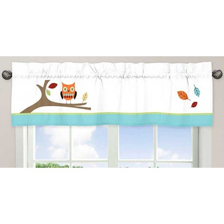 Hooty the Owl Valance