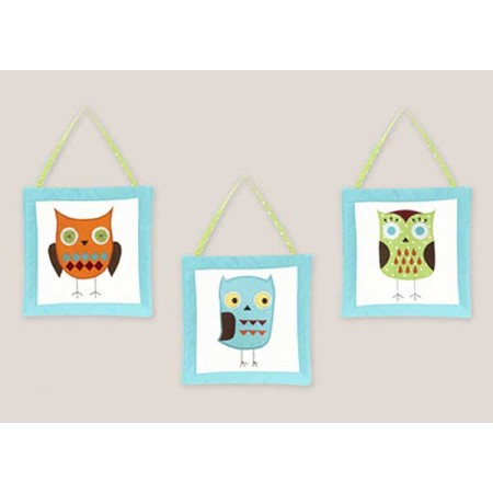 Hooty the Owl Wall Hanging