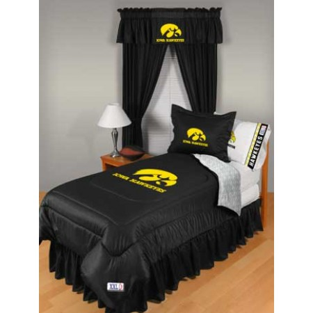 Iowa Hawkeyes Locker Room Comforter