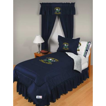 Notre Dame Fighting Irish Locker Room Comforter