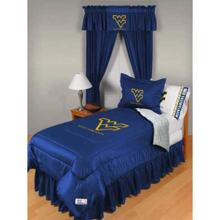 West Virginia Mountaineers Locker Room Comforter
