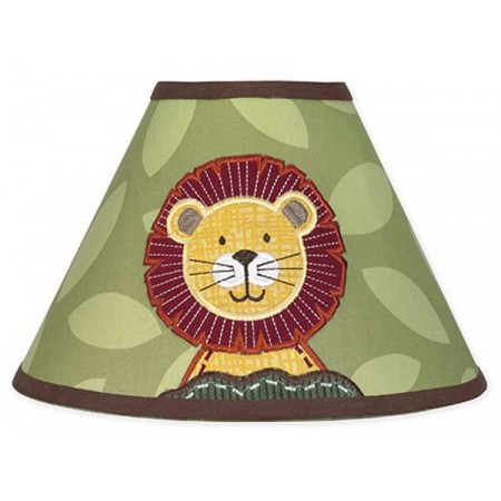 Jungle Time Lamp Shade