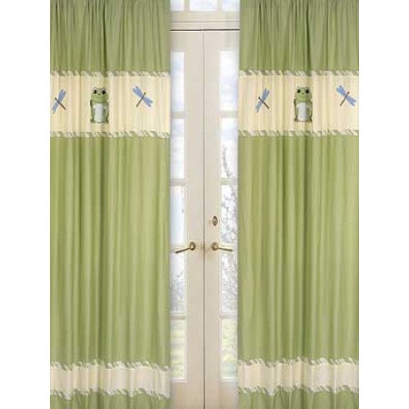Leap Frog Window Panels