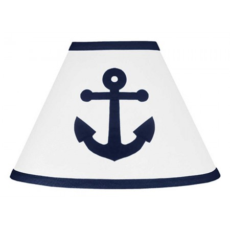 Anchors Away Lamp Shade