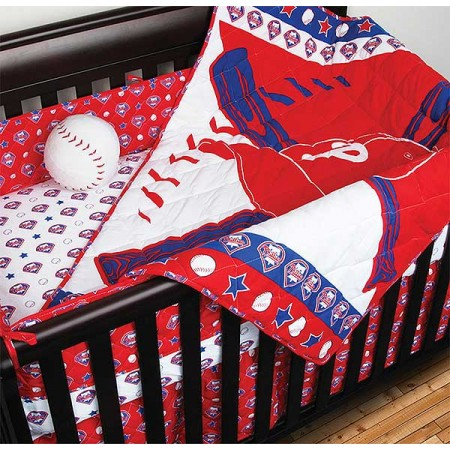 Philadelphia Phillies Crib Set