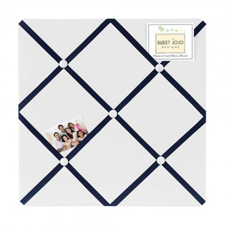 Anchors Away Fabric Memo Board