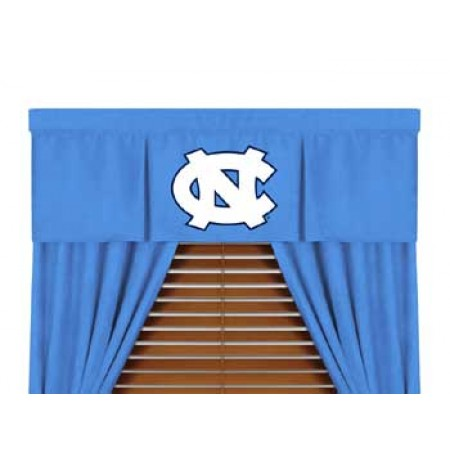North Carolina Tar Heels MVP Valance