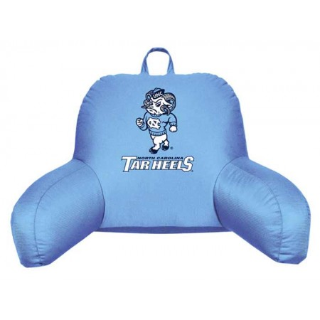 North Carolina Tar Heels Bedrest Pillow