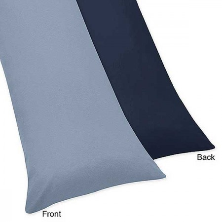 Ocean Blue Body Pillow Cover