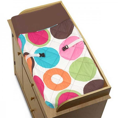 Deco Dot Changing Pad Cover