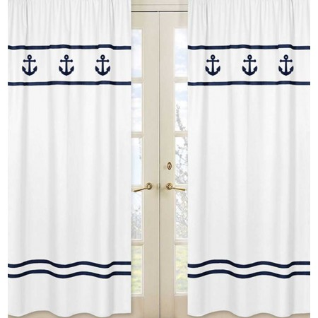 Anchors Away Window Panels