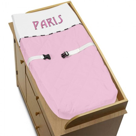 Paris Changing Pad Cover