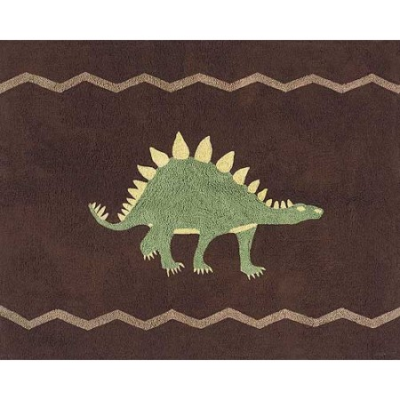 Dinosaur Land Floor Rug