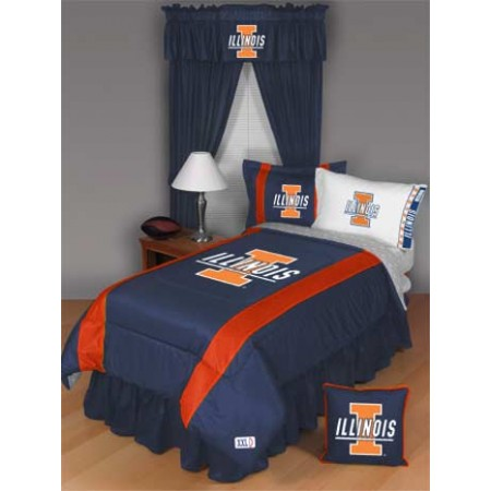 Illinois Fighting Illini Sideline Comforter