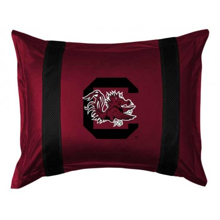 South Carolina Gamecocks Sideline Pillow Sham