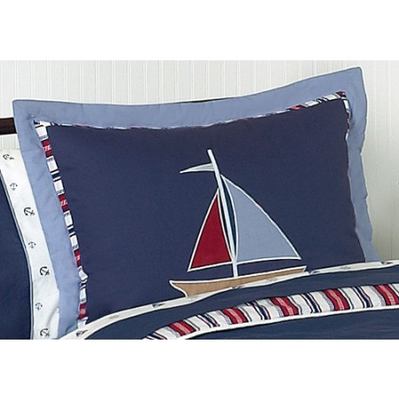 Nautical Nights Pillow Sham