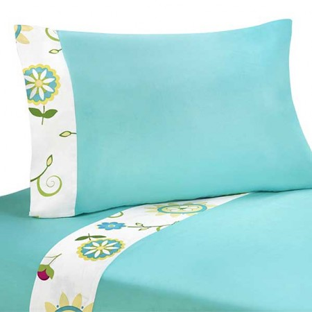 Layla Twin Size Sheet Set