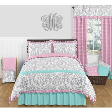 Skylar Comforter Set - 3 Piece Full/Queen Size By Sweet Jojo Designs