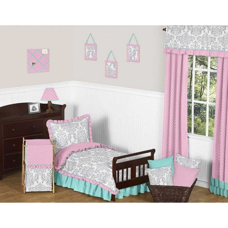 Skylar Toddler Bedding Set By Sweet Jojo Designs