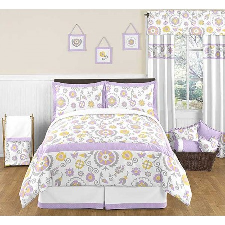 Suzanna Comforter Set - 3 Piece Full/Queen Size By Sweet Jojo Designs