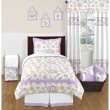 Suzanna Bedding Set - 4 Piece Twin Size By Sweet Jojo Designs