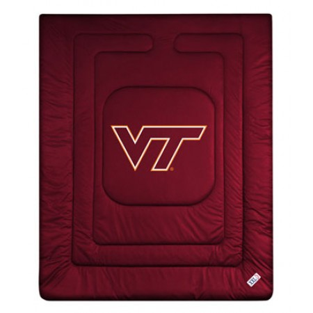 Virginia Tech Hokies Locker Room Comforter