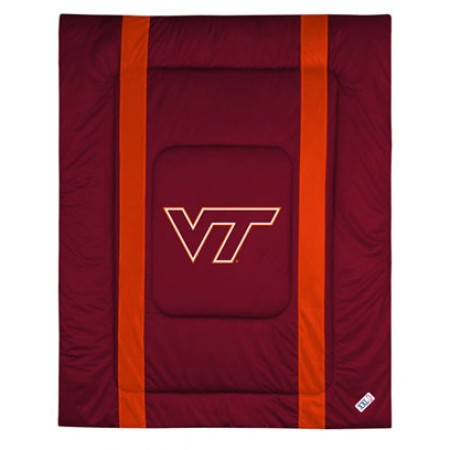 Virginia Tech Hokies Sideline Comforter