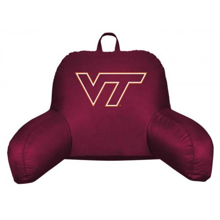 Virginia Tech Hokies Bedrest Pillow