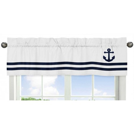 Anchors Away Valance
