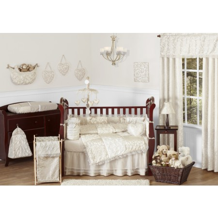 Victoria Baby Bedding Set by Sweet Jojo Designs - 9 piece