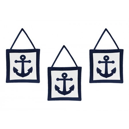 Anchors Away Wall Hanging
