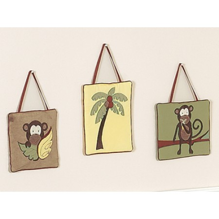 Monkey Wall Hanging