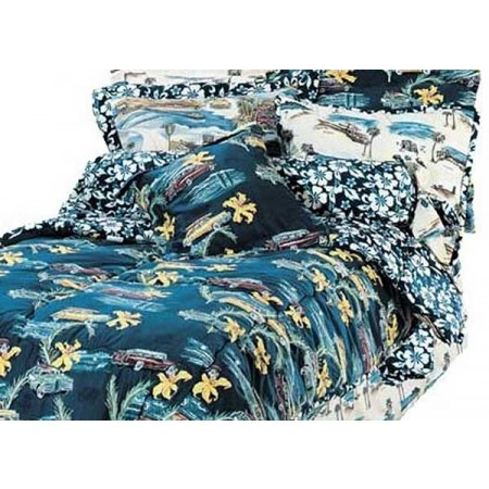 Woodies Bunkbed Hugger Comforter - Twin Size by California Kids (Clearance)