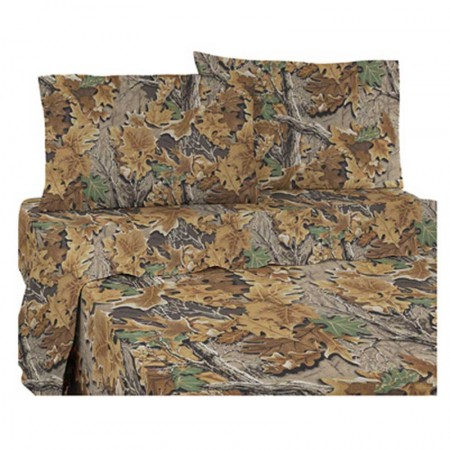 Realtree Advantage Sheet Set - Full Size
