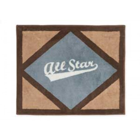 All Star Sports Floor Rug