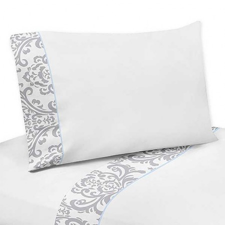 Avery Blue Sheet Set