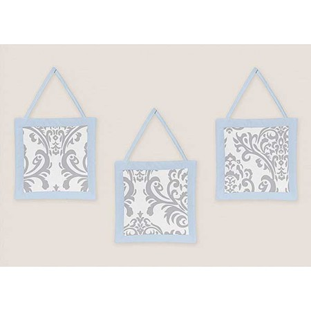 Avery Blue Wall Hanging