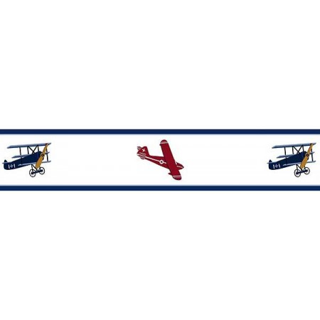 Aviator Wall Border