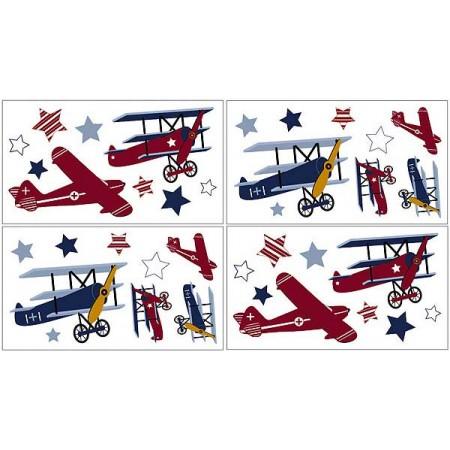 Aviator Wall Decals